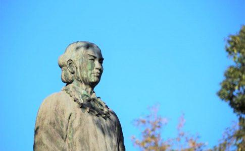 古事記に登場するヤマトタケル像
