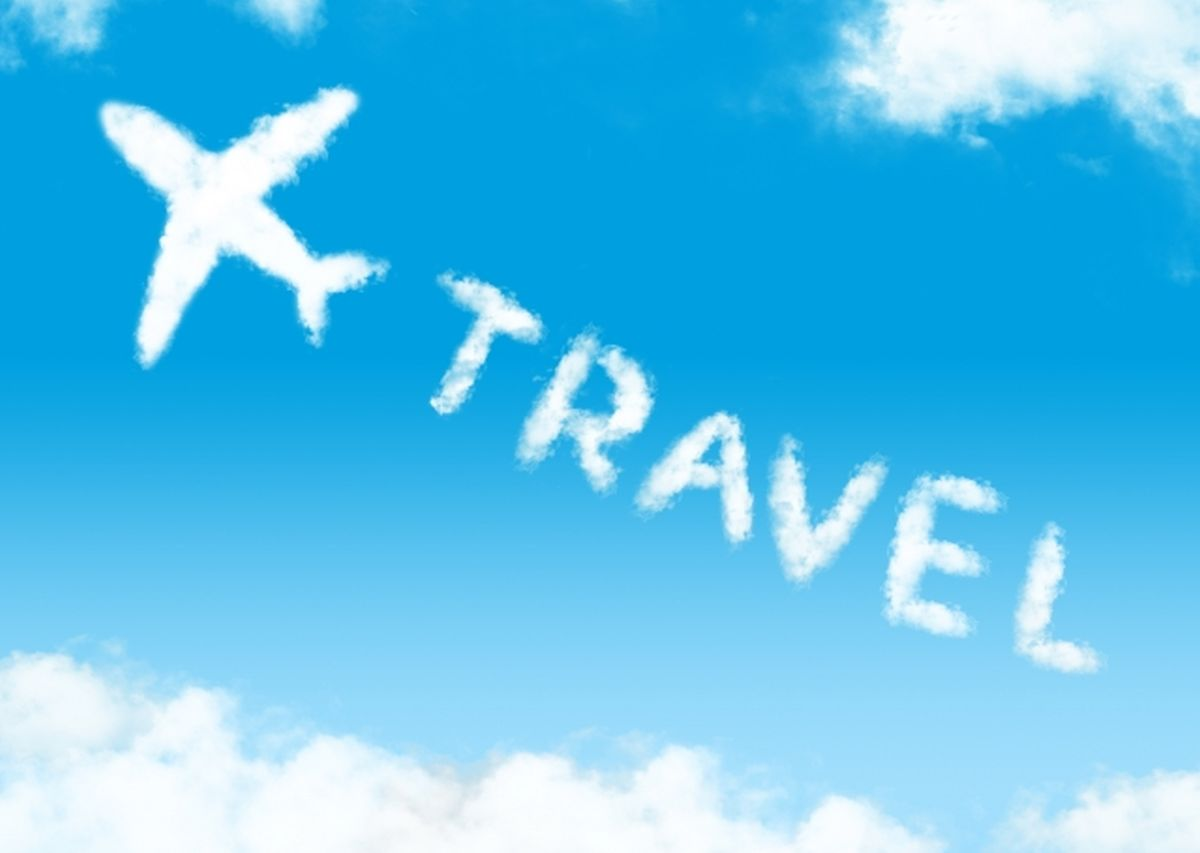 旅行のイメージ