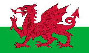 ウェールズの国旗