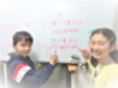 生徒同士の教え合い
