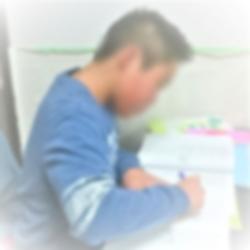 日能研の合格力育成テスト:算数,道順,場合の数,稲毛中の志願理由書