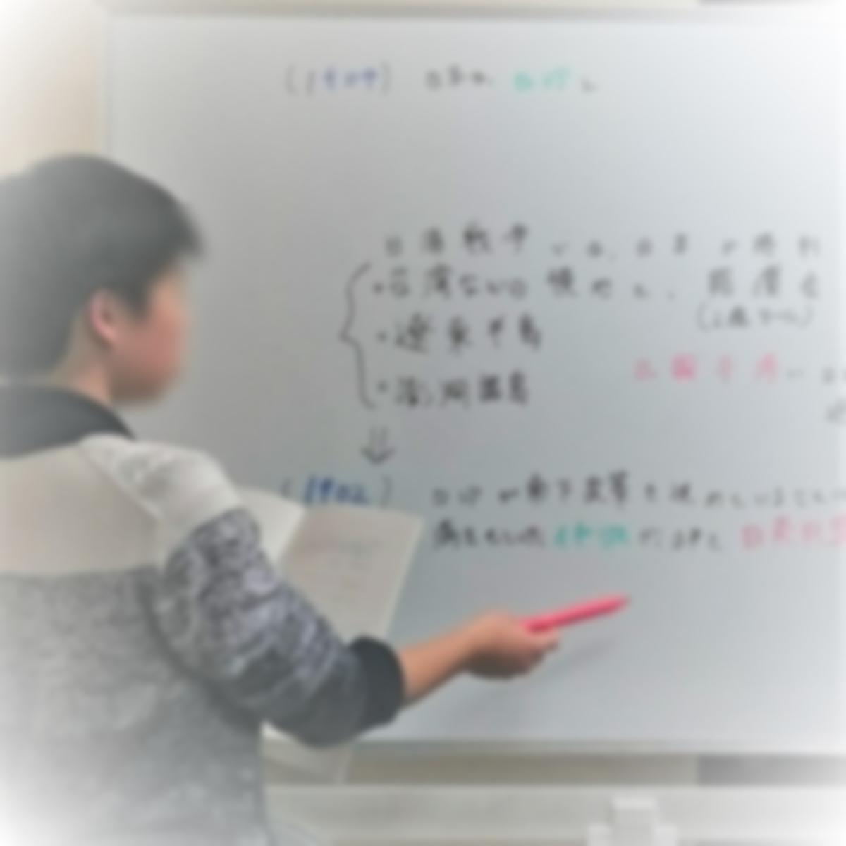 生徒が解説する授業