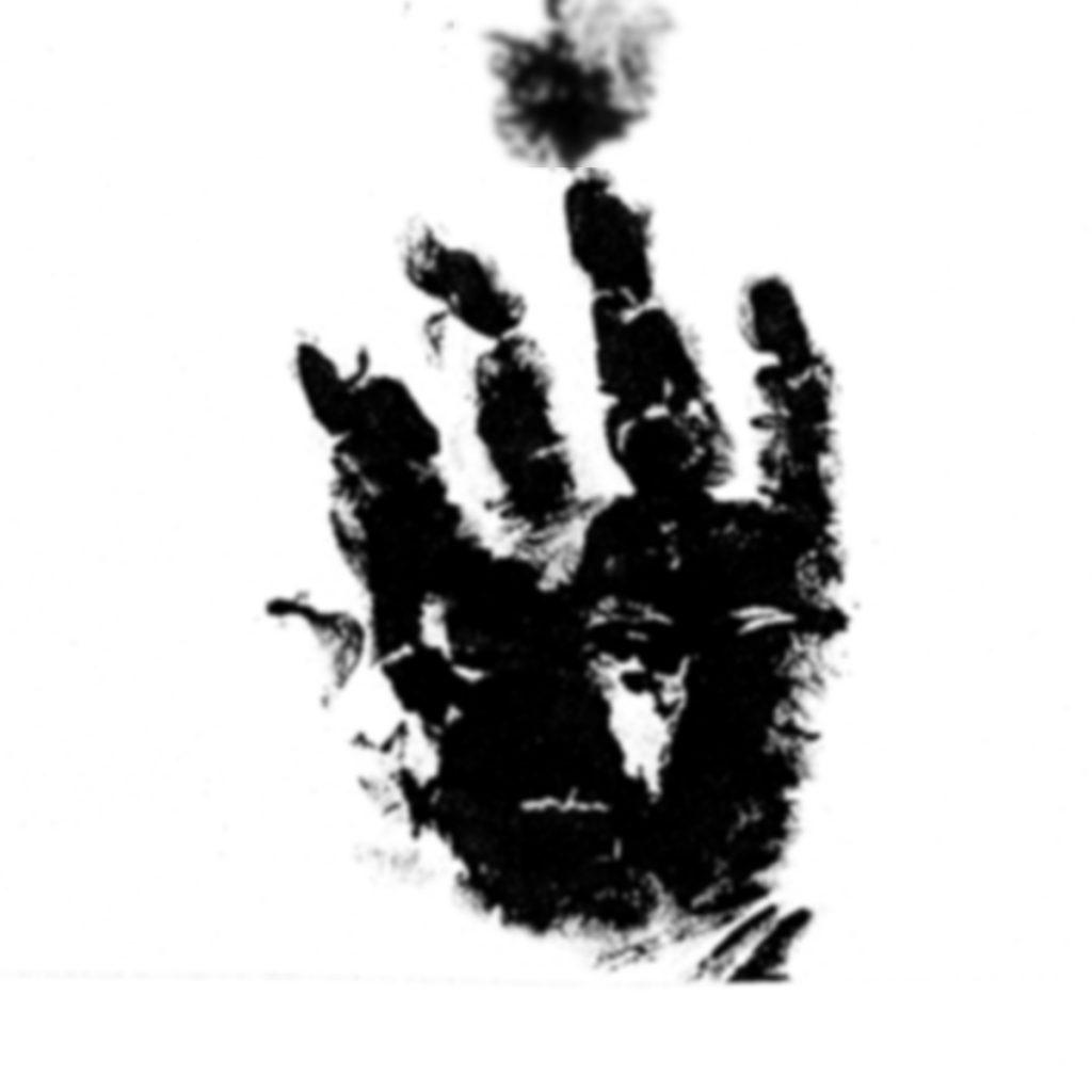 新生児の手形足形の失敗例
