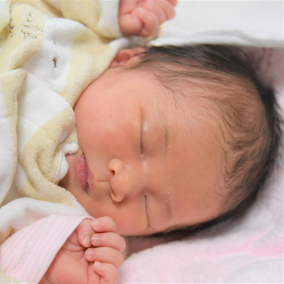 赤ちゃんの愛情表現