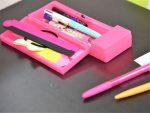 筆箱とペン