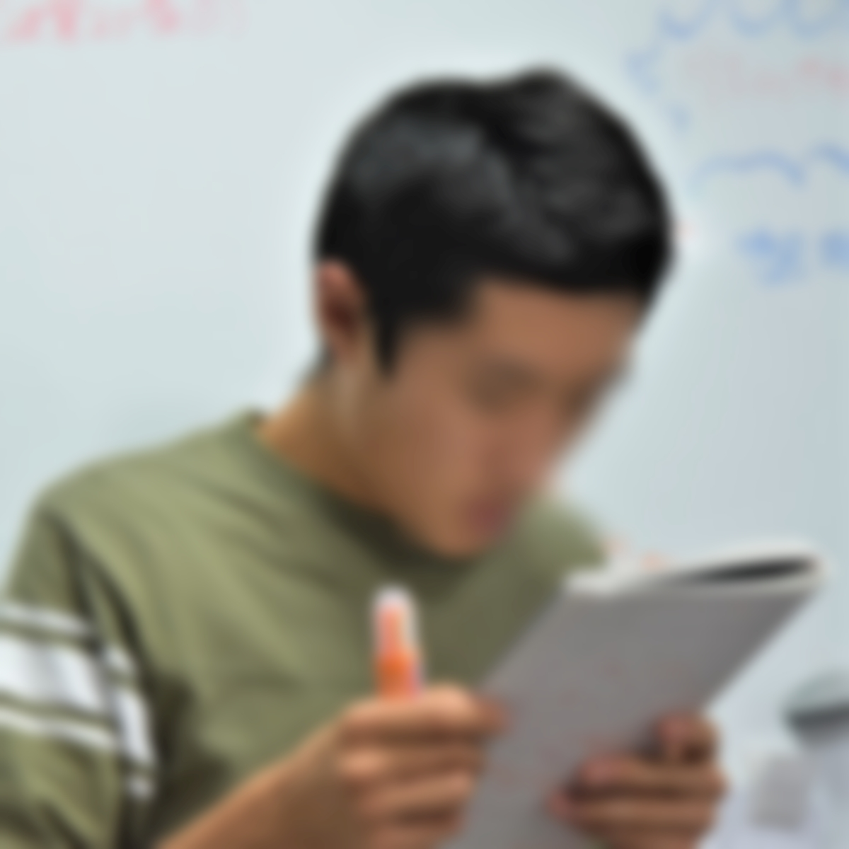PHI:生徒が授業