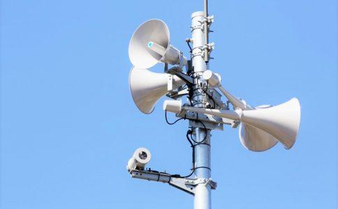 防災無線設備