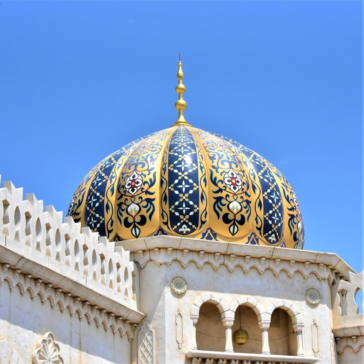 ディズニー:イスラム教のモスク