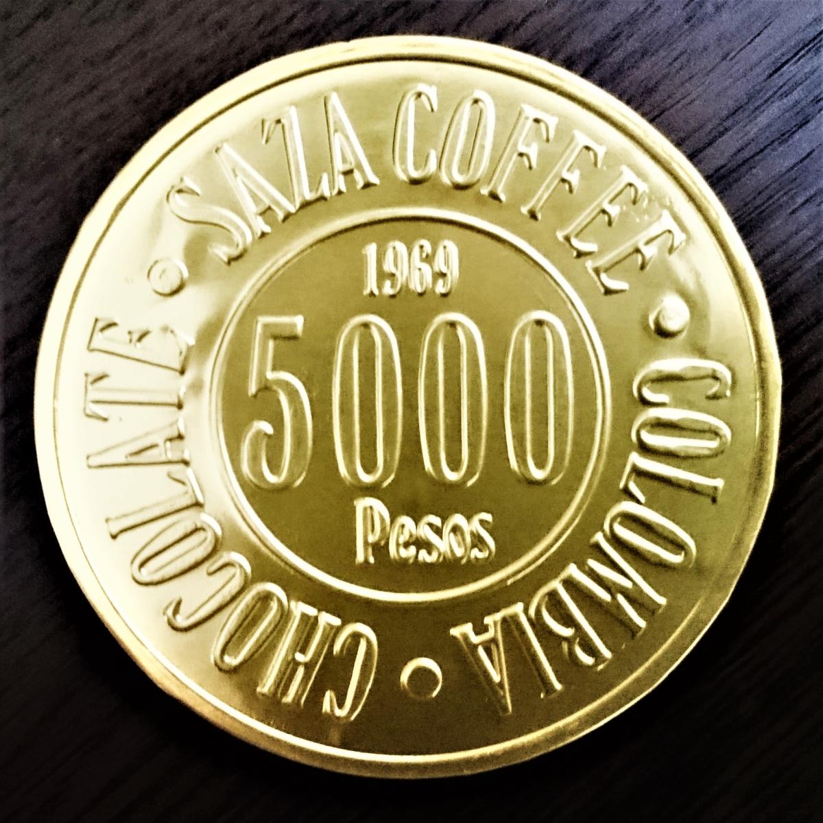 ゴールドメダルチョコ