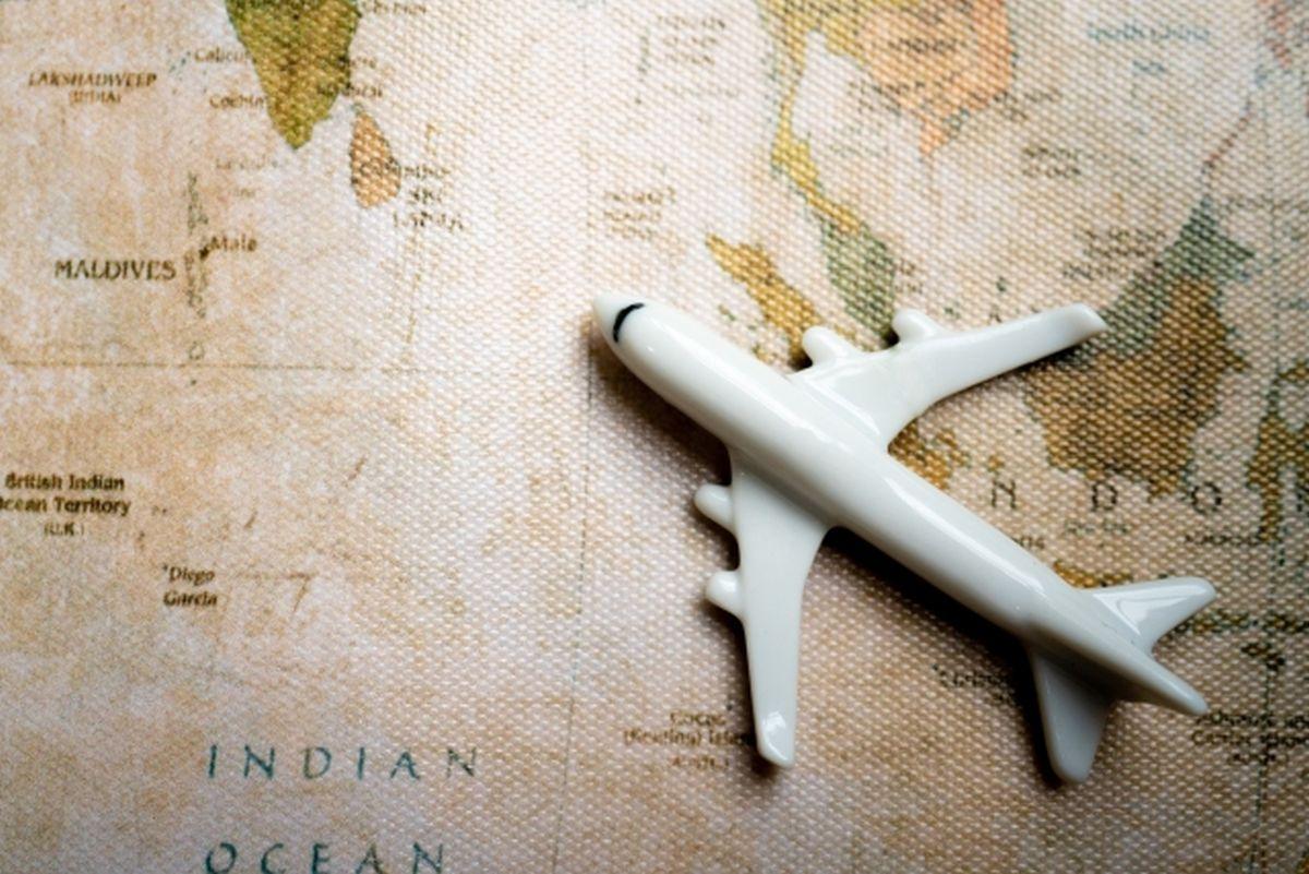 長期休暇で海外旅行のイメージ