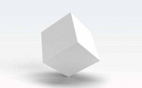 正六面体。立方体