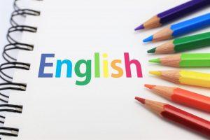 英語のイメージ