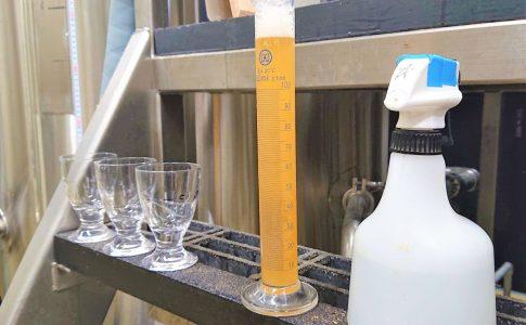 ビールの醸造