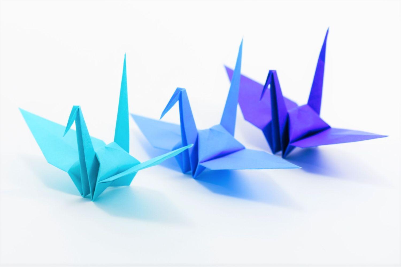 折り紙・鶴
