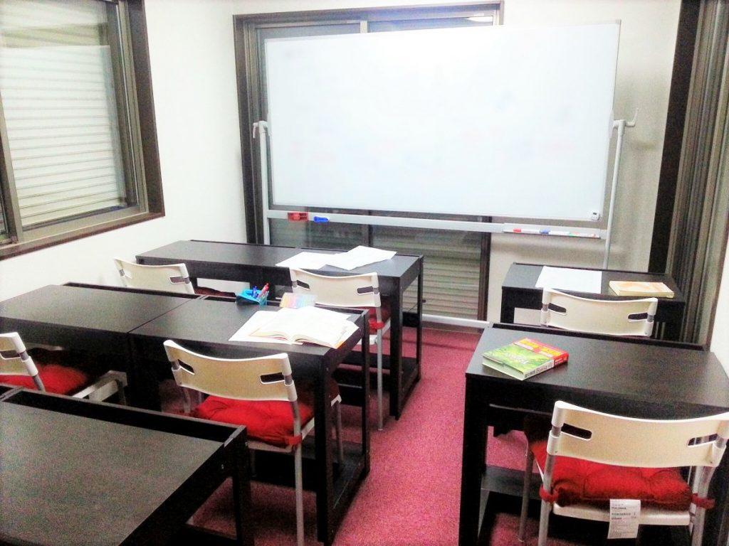 学習法指導塾ファイの教室の様子