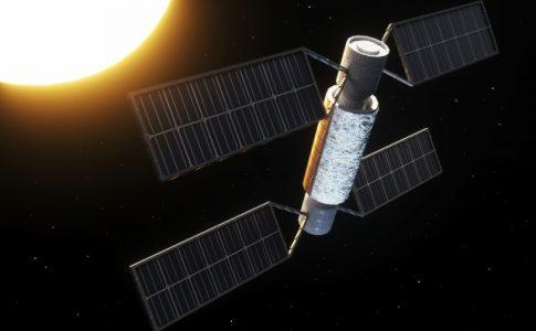 国際宇宙ステーションのイメージ