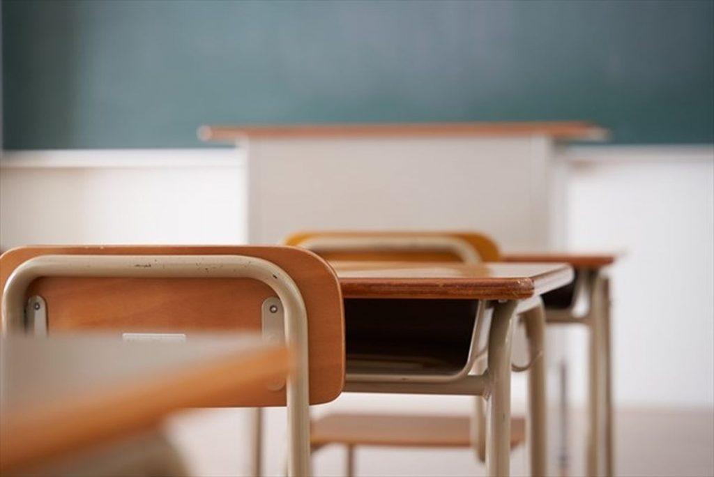 学校の教室のイメージ
